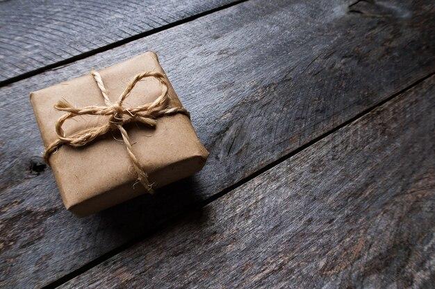 Pacote de presente de natal
