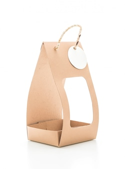 Pacote de saco de papel