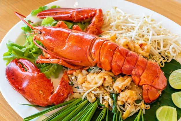 Pad thai lagosta