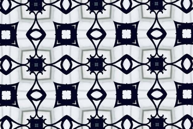Padrão abstrato branco texturizado, linhas e formas simétricas