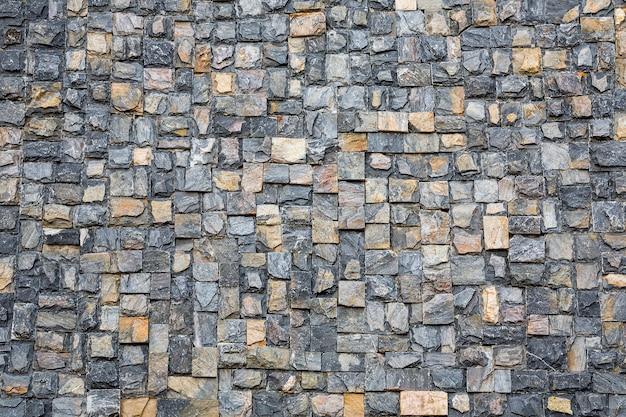 Padrão colorido da superfície de pedra