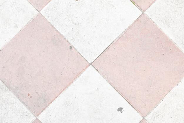 Padrão de azulejos geométricos
