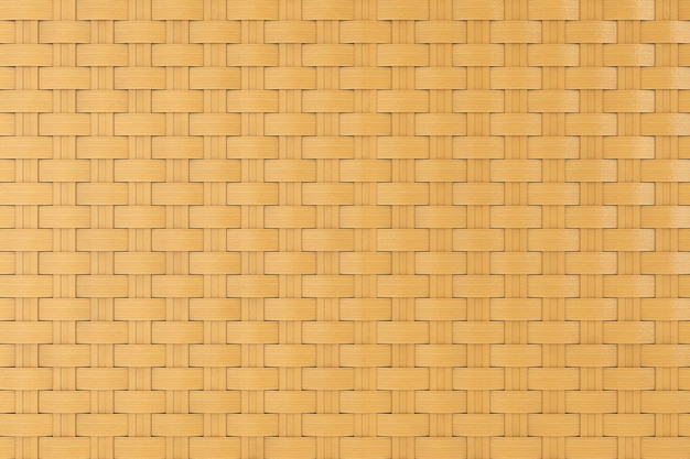 Padrão de bambu de vime como plano de fundo extremo