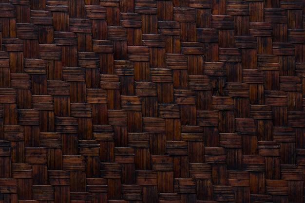 Padrão de bambu