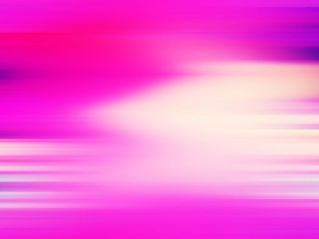 Padrão de linhas horizontais coloridas, fundo gradiente abstrato. ilustração de estilo luxuoso e elegante com efeito de movimento suave e desfocado