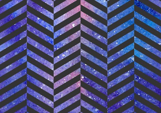 Padrão de listras na textura do espaço, fundo abstrato. ilustração geométrica simples