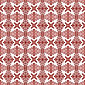 Padrão de listras texturizadas. fundo marrom caleidoscópio simétrico. design moderno de listras texturizadas. impressão perfeita em têxtil pronto, tecido de biquíni, papel de parede, embrulho.