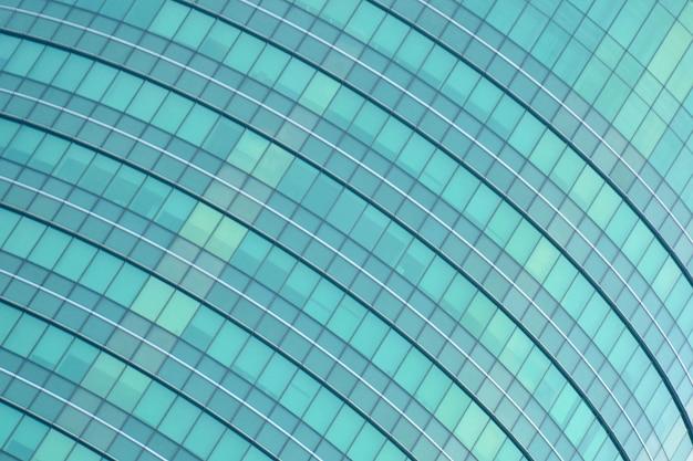 Padrão, de, modernos, janelas vidro, predios, arranha-céus, de, centro negócio, cidade