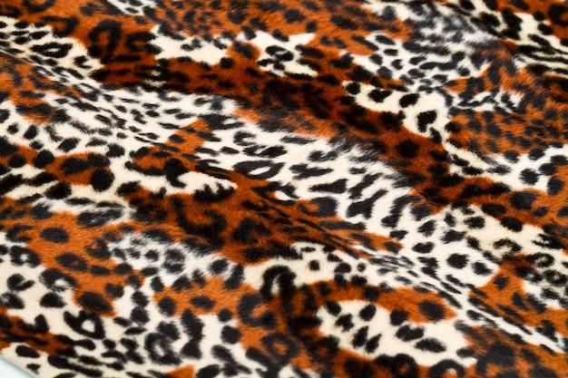 Padrão de pele de leopardo