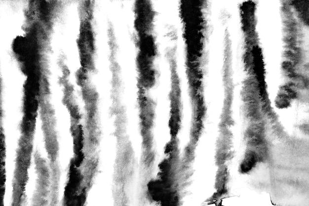Padrão de pele de zebra em aquarela. fundo abstrato. ilustração raster