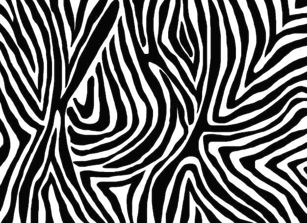 Padrão de pele de zebra