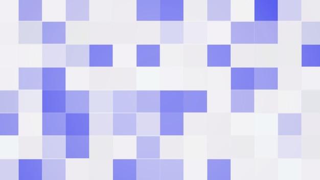 Padrão de pixel colorido de movimento, fundo abstrato. estilo geométrico dinâmico elegante e luxuoso para negócios, ilustração 3d