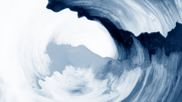 Padrão de redemoinho de fundo simples aquarela abstrata