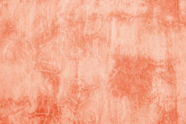 Padrão de superfície de fundo de textura de cimento laranja linda