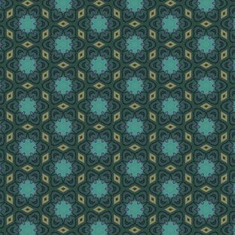 Padrão de tecido ou padrão de papel de parede interior