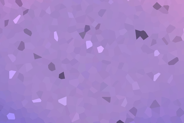 Padrão de textura abstrata de mosaico roxo, papel de parede de fundo desfocado suave