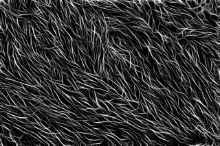 Padrão de textura abstrata esboço