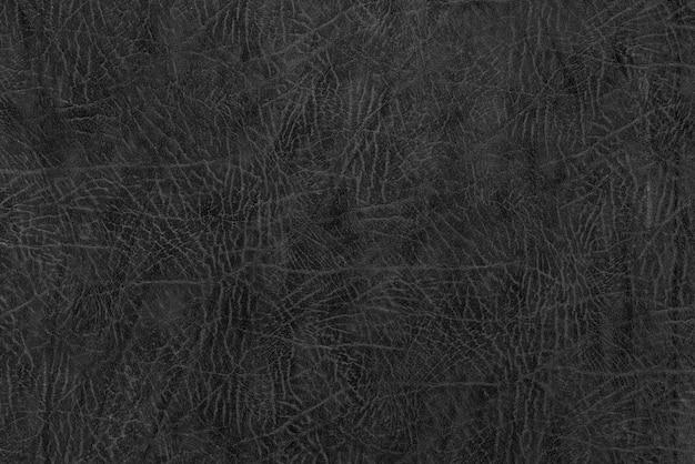 Padrão de textura de couro preto