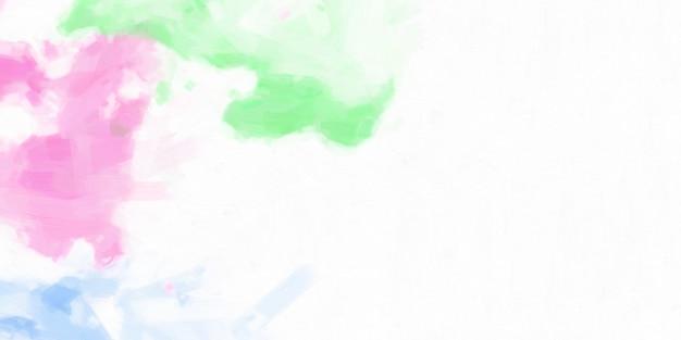 Padrão de textura de óleo de pinceladas multicoloridas