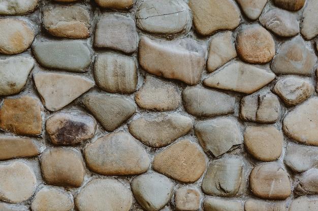 Padrão de textura de pedra colorida