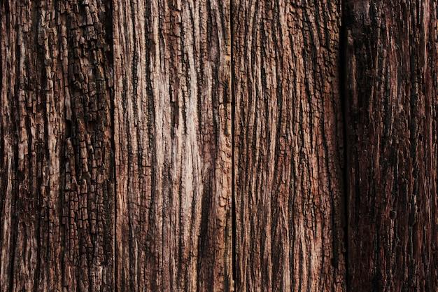 Padrão de textura de prancha de madeira marrom.