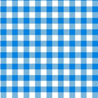 Padrão de xadrez abstrato azul para plano de fundo