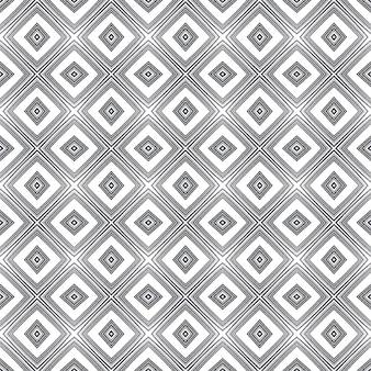 Padrão desenhado de mão arabesco. fundo preto caleidoscópio simétrico. estampado esplêndido pronto para têxteis, tecido de biquíni, papel de parede, embrulho. design de mão desenhada oriental arabesco.