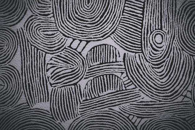 Padrão geométrico de listras escuras, textura grunge