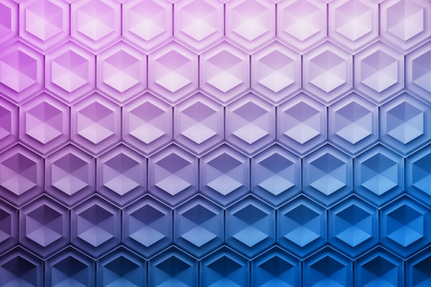 Padrão hexagonal