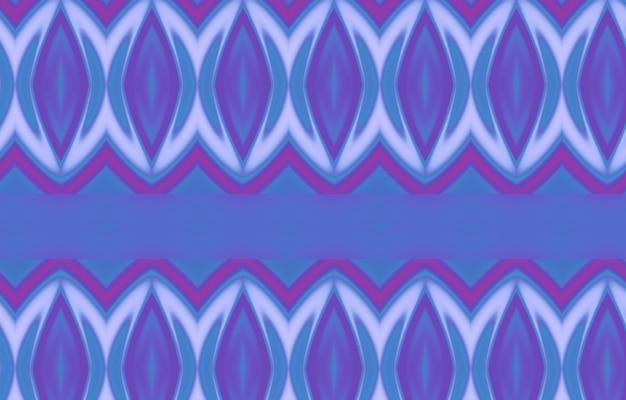 Padrão ikat sem costura fundo abstrato para texturas de superfície de papel de parede de design têxtil wrappin