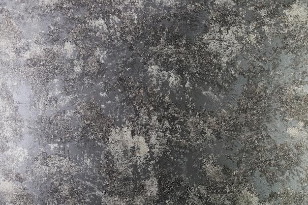 Padrão interessante na superfície de concreto