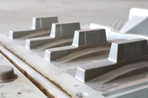Padrão ou ferramentas para fundição de ferro