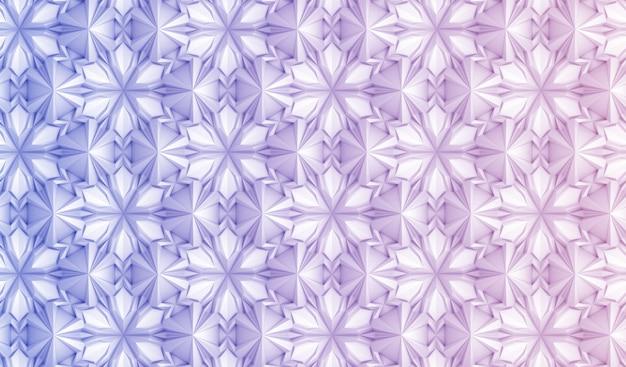 Padrão sem emenda com base na grade hexagonal