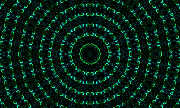Padrão sem emenda verde escuro com sinais binários. abstrato base de tecnologia. com formas cadentes de estilo de matriz.
