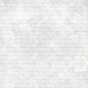 Padrão uniforme com texto manuscrito