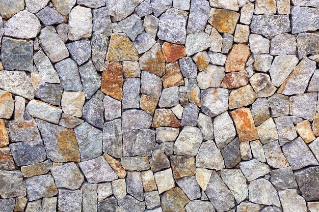 Padrões de paredes de pedra