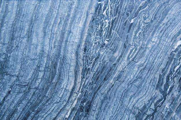 Padrões e texturas de paredes de mármore cinza e preto naturais