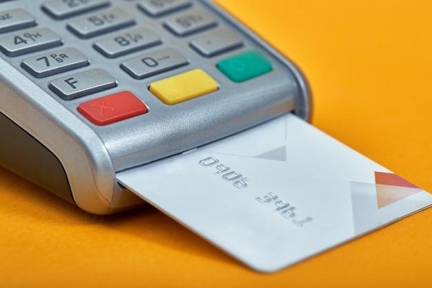 Pagamento por cartão de crédito