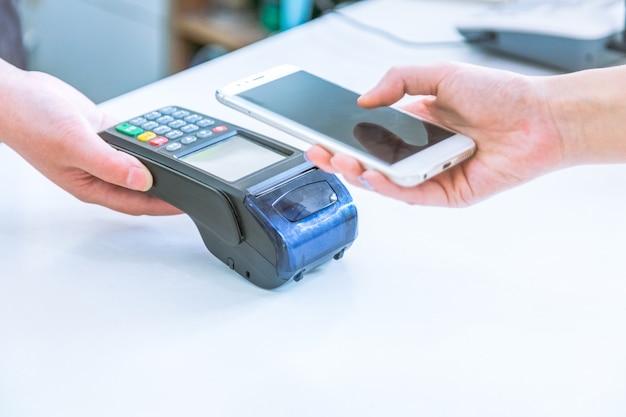 Pagamentos móveis, pagamentos de varredura móvel, pagamentos face a face,