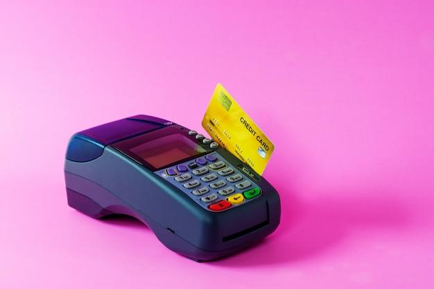 Pagando com cartão de crédito