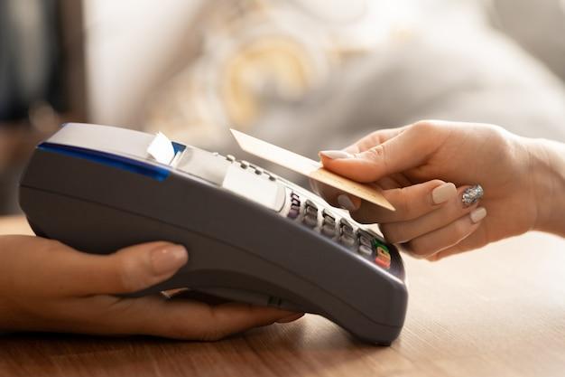 Pagar com cartão