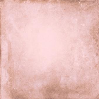 Página em branco bege antiga abstrata textura de papel rosa