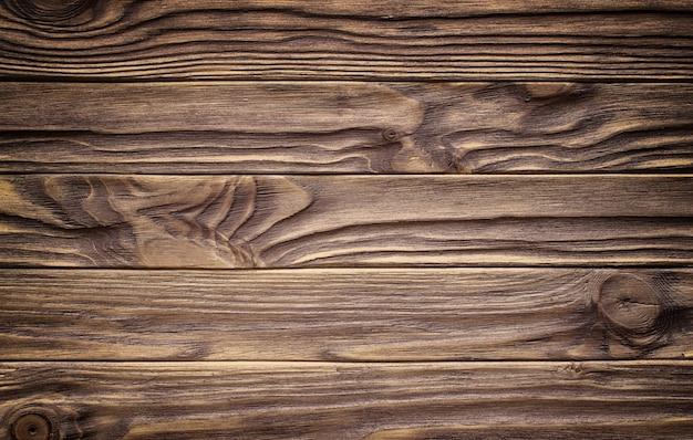 Página inteira com textura de placa de piso de madeira envelhecida e manchada de escuro