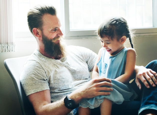 Pai e sua filha
