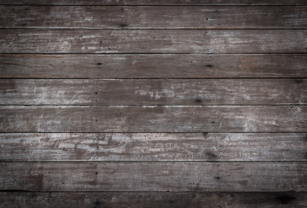 Painel antigo de fundo de textura de madeira