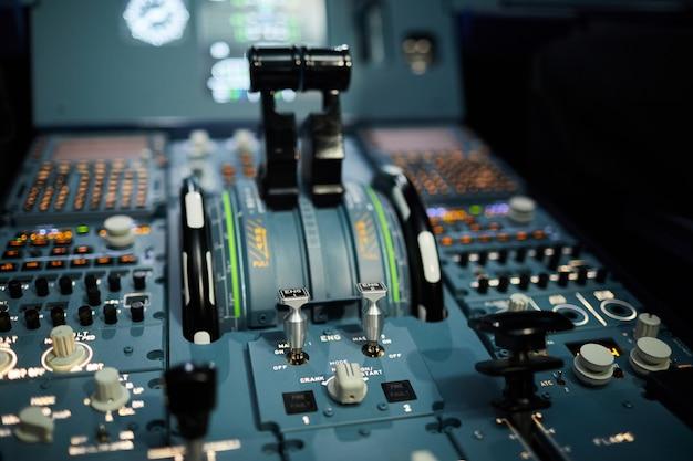 Painel de instrumentos de aeronaves
