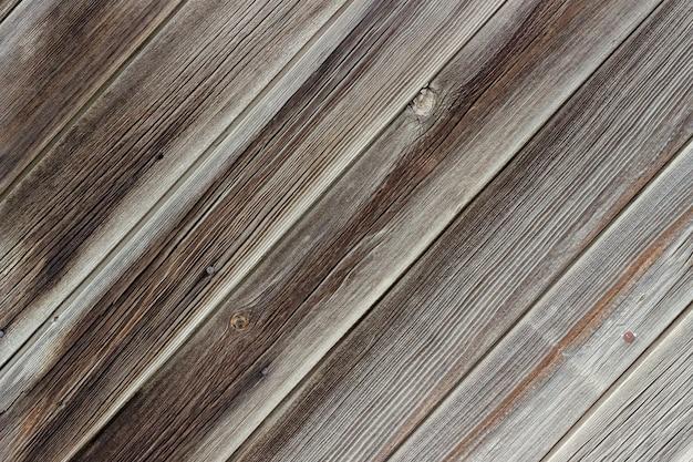 Painel de madeira como plano de fundo ou textura.