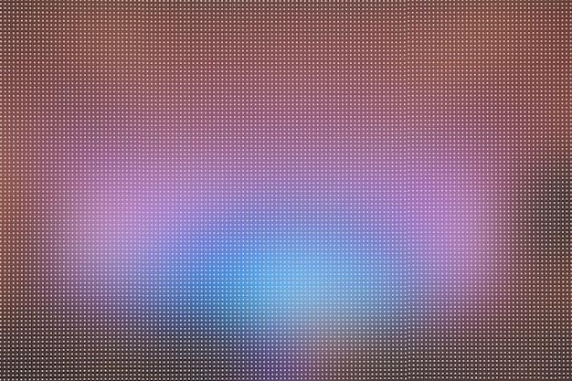Painel de tela de parede led textura de fundo abstrato