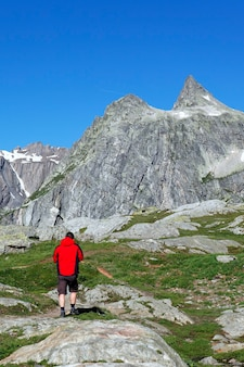 Paisagem alpinista