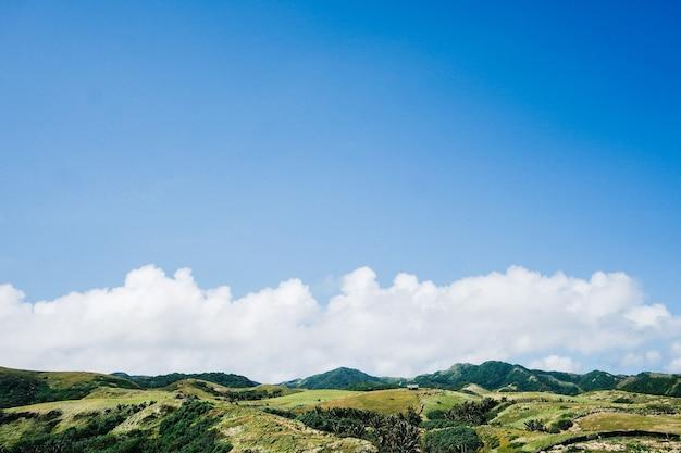 Paisagem de colina